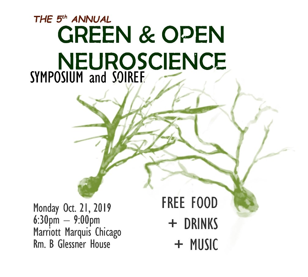 SfN Green and Open Soiree 2019